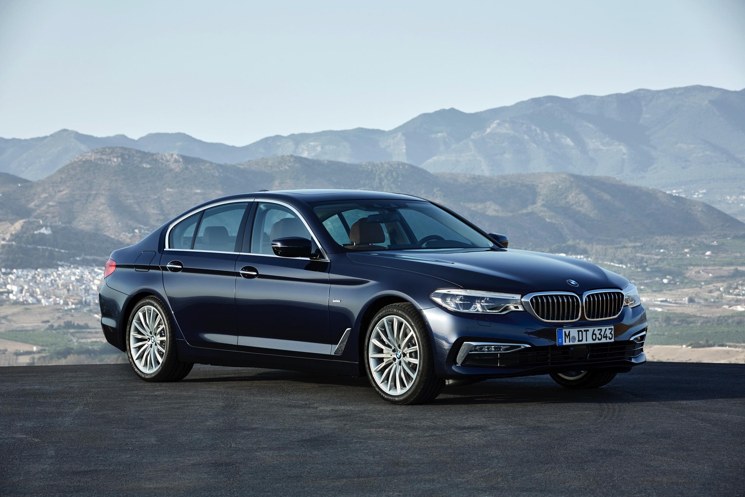 BMW 5 Serie - 2017 - Autovisie.nl