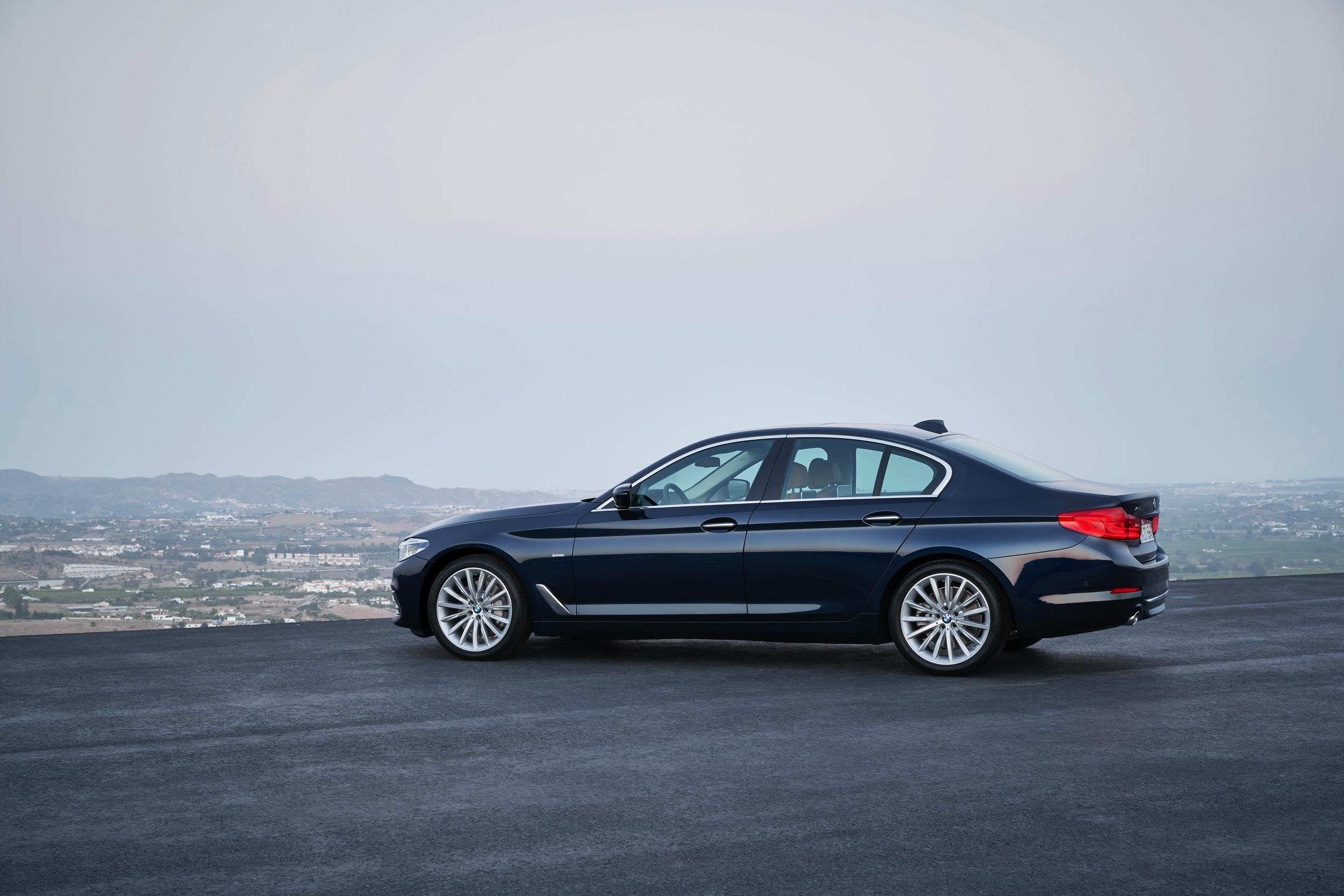 BMW 5 Serie -18- Autovisie.nl