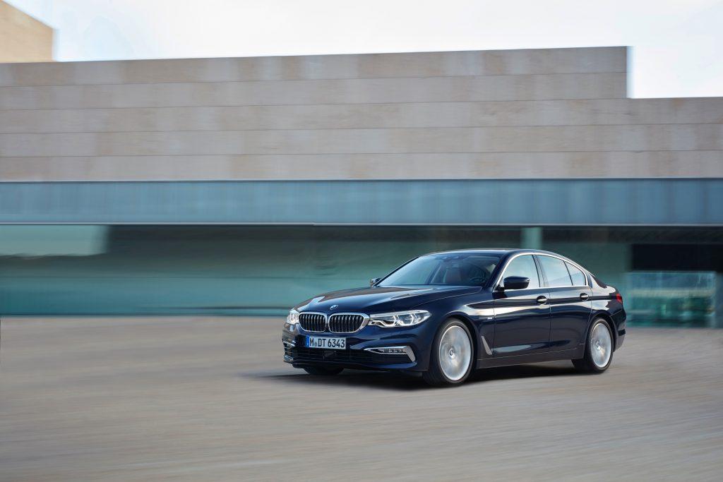 BMW 5 Serie -5- Autovisie.nl