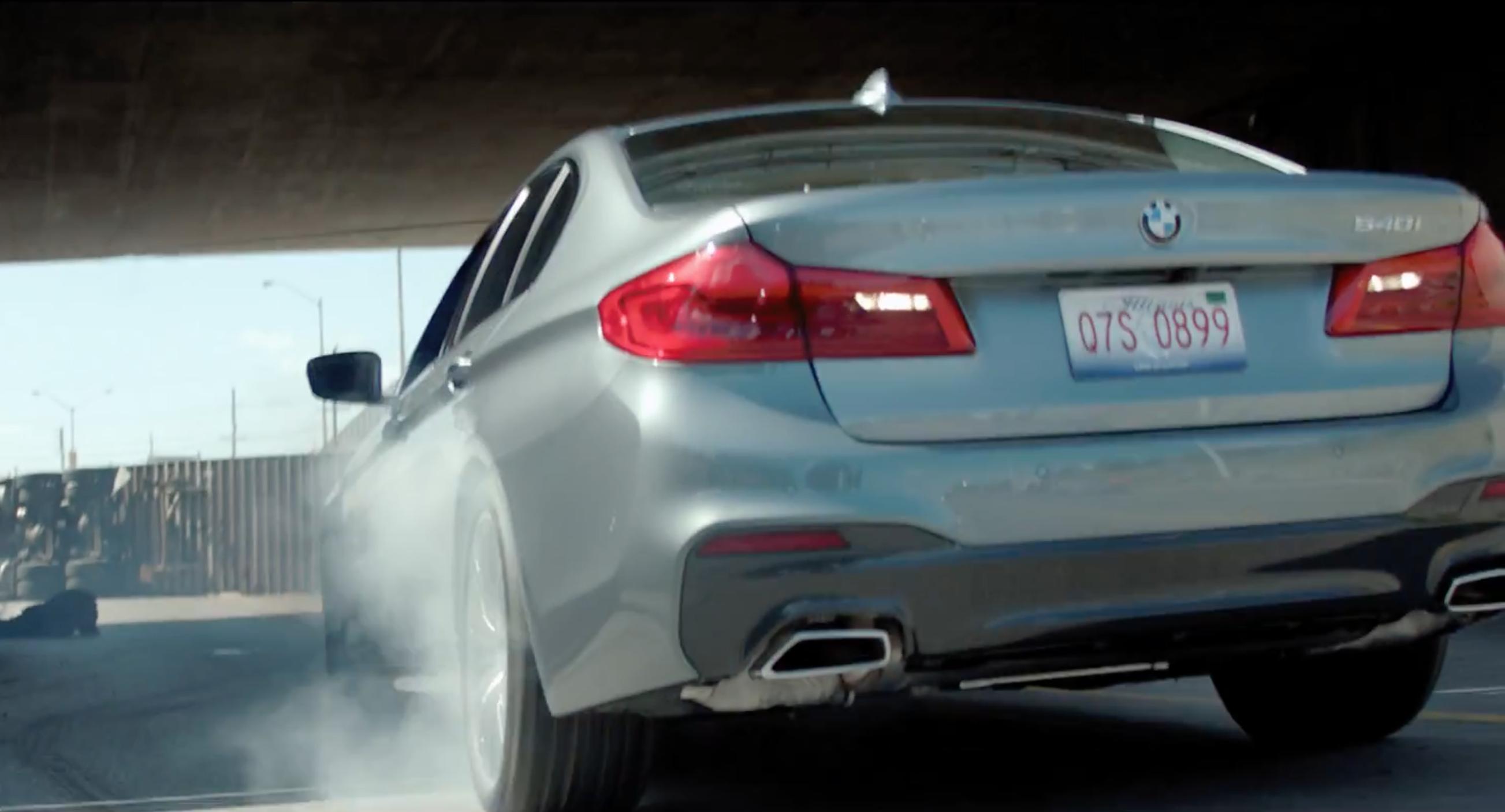 BMW 5 Serie - BMW Films - Autovisie