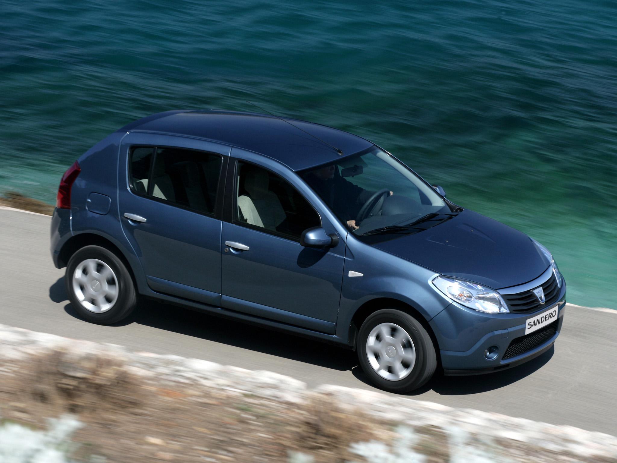 Dacia Sandero - Autovisie.nl