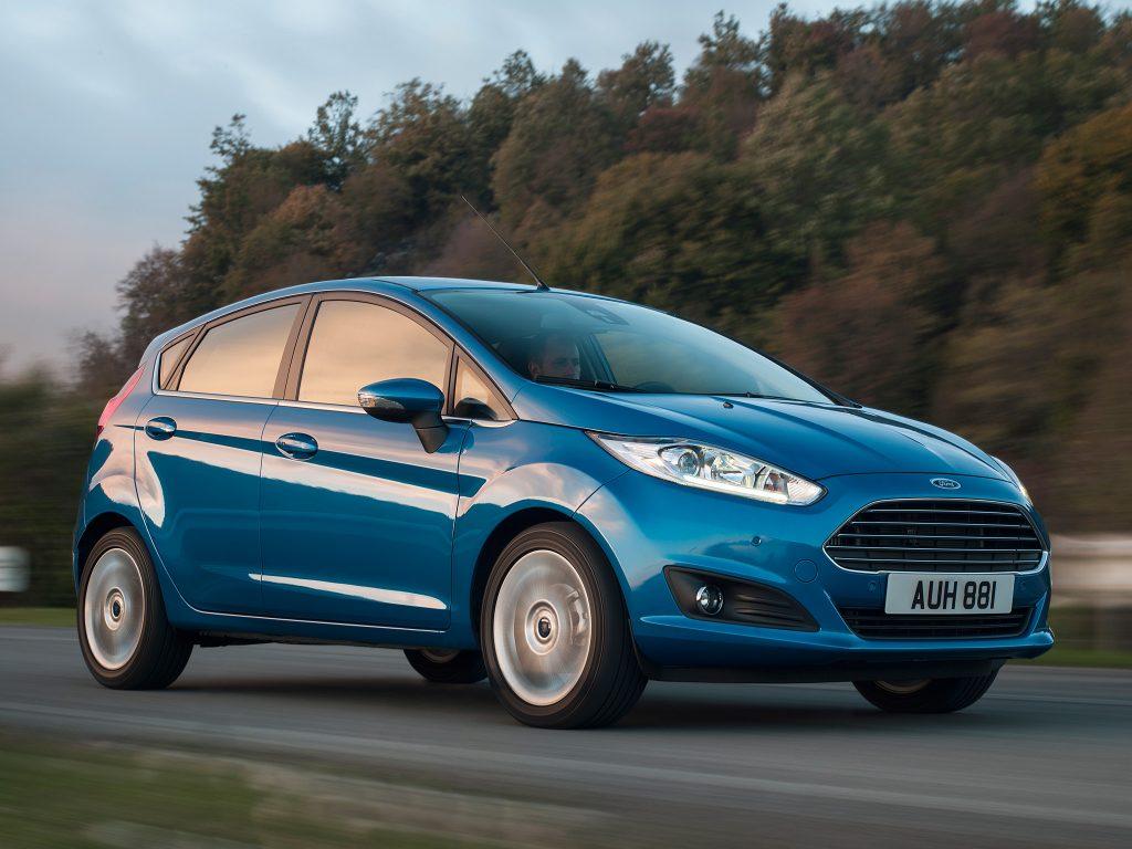Ford Fiesta EU
