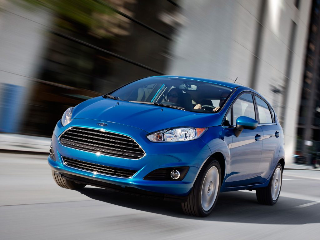 Ford Fiesta USA