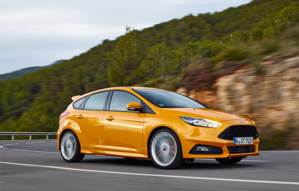 Ford Focus ST Europa