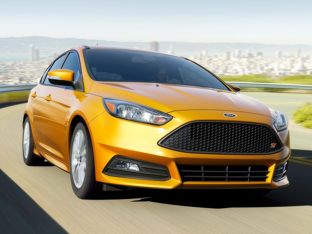 Ford Focus ST USA