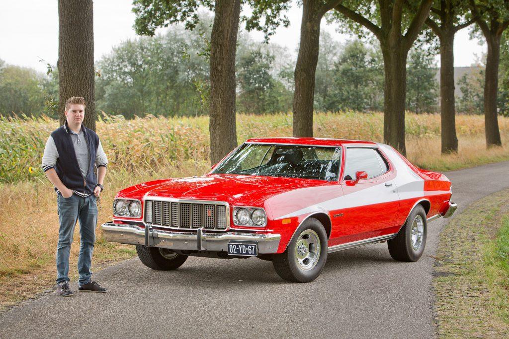 uw garage: ford gran torino (1974)