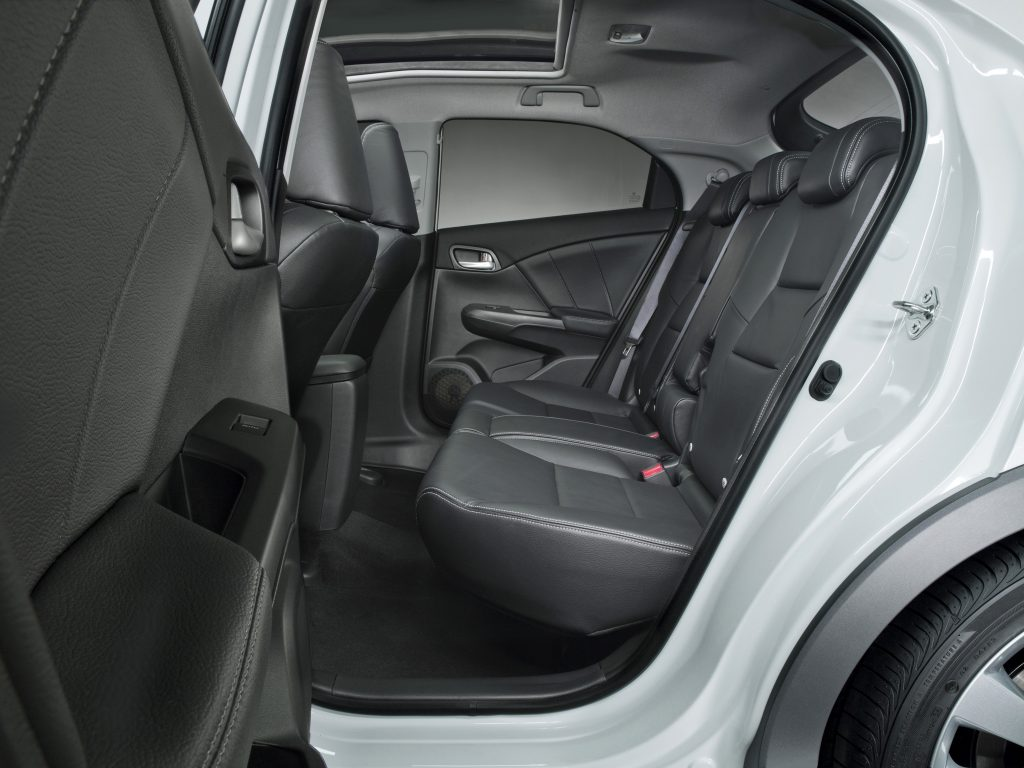 Honda Civic Magic Seats