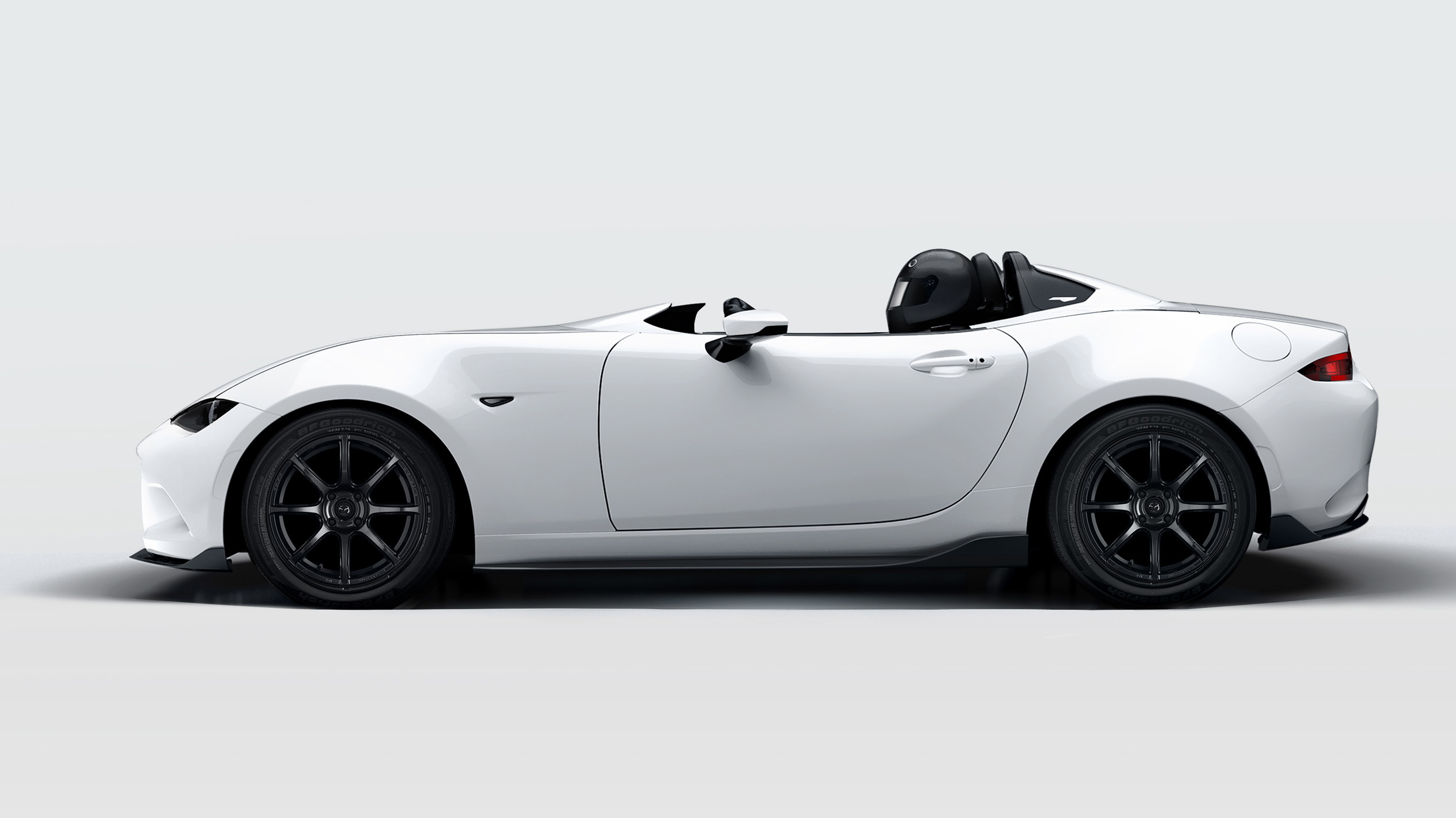 Mazda MX-5 Speedster Evolution - Autovisie.nl