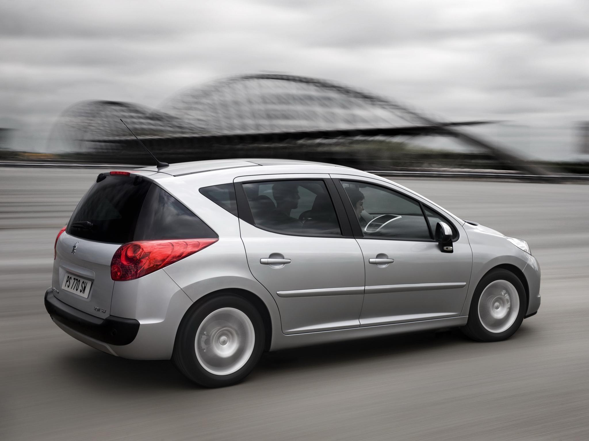Peugeot 207 SW - Autovisie.nl