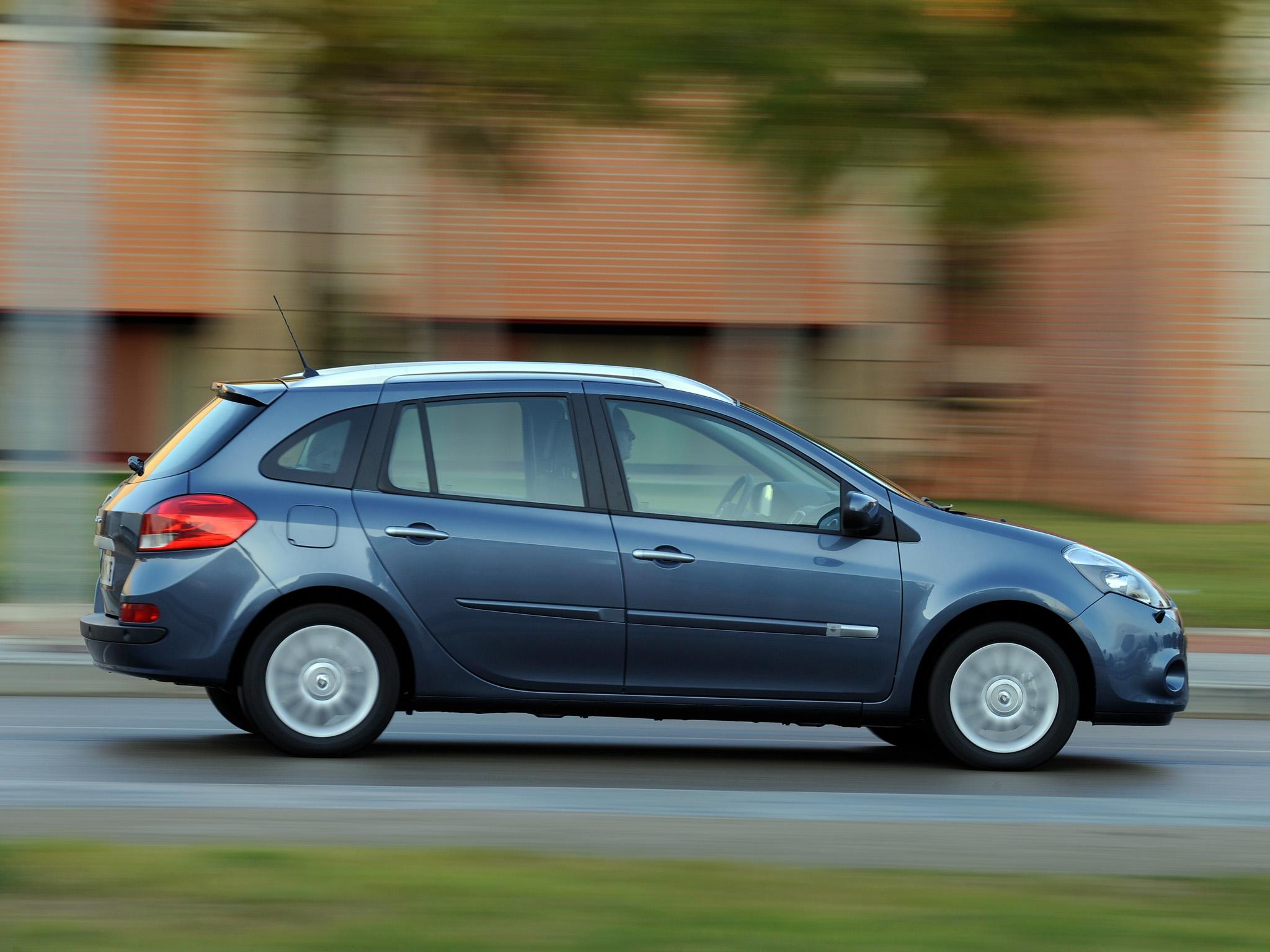 Renault Clio Esate - Autovisie.nl