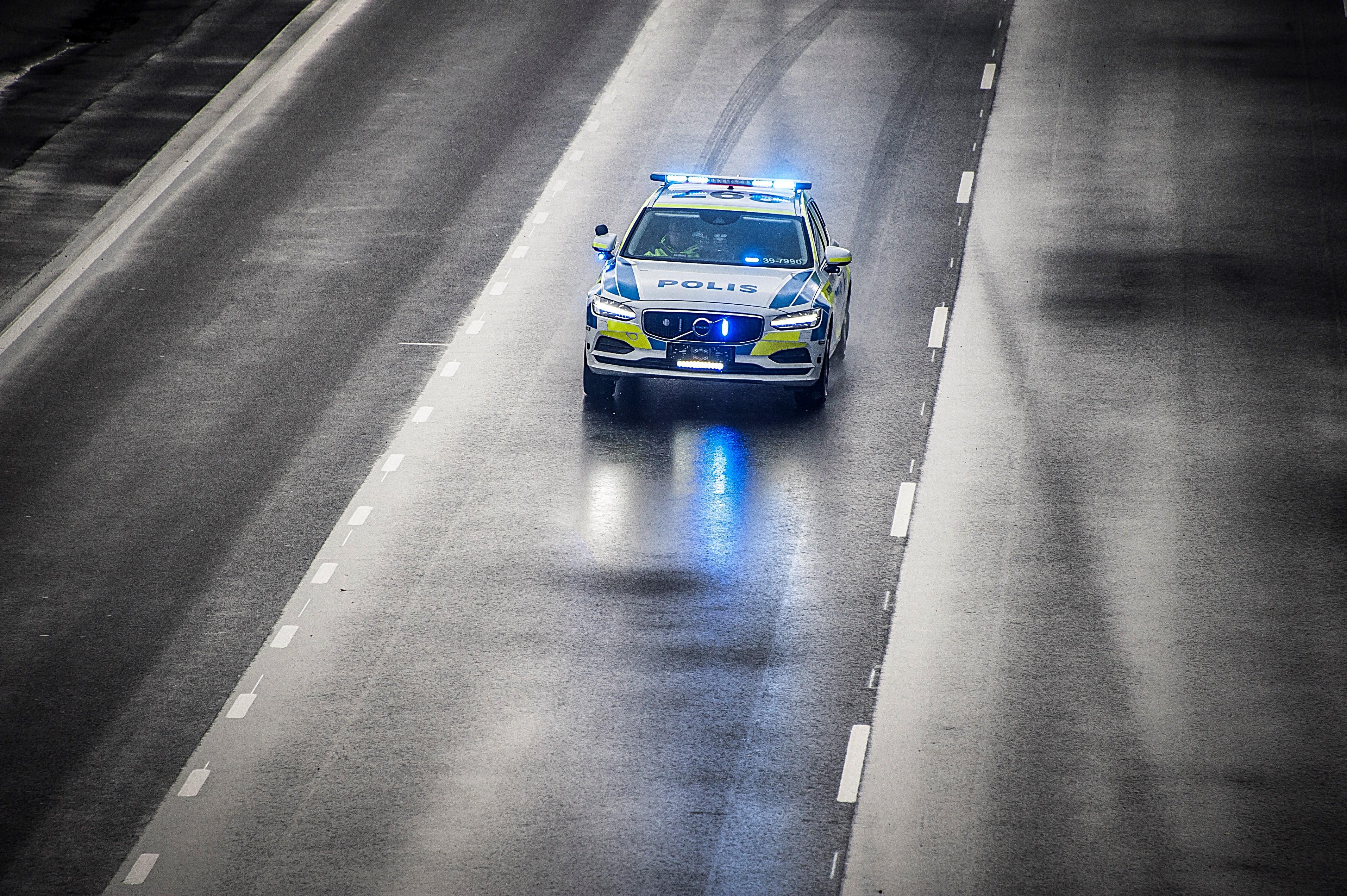 Volvo V90 voor politie - Autovisie.nl
