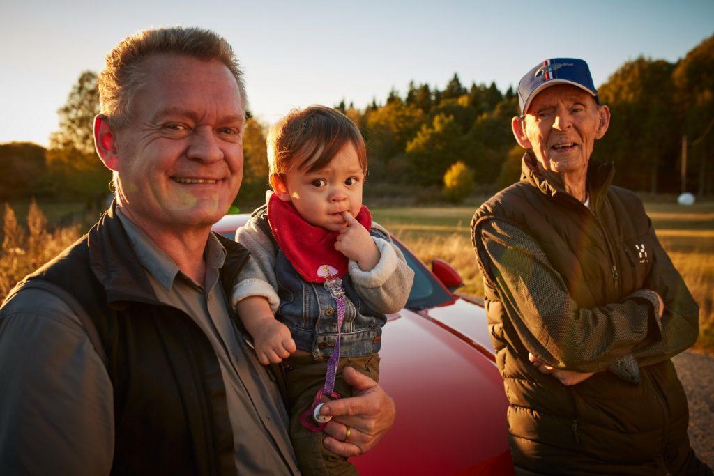 Lennart Ribring van 97 met nieuwe Ford Mustang - Autovisie.nl