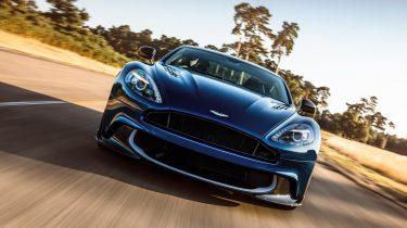 Aston Martin Vanquish S - Autovisie.nl