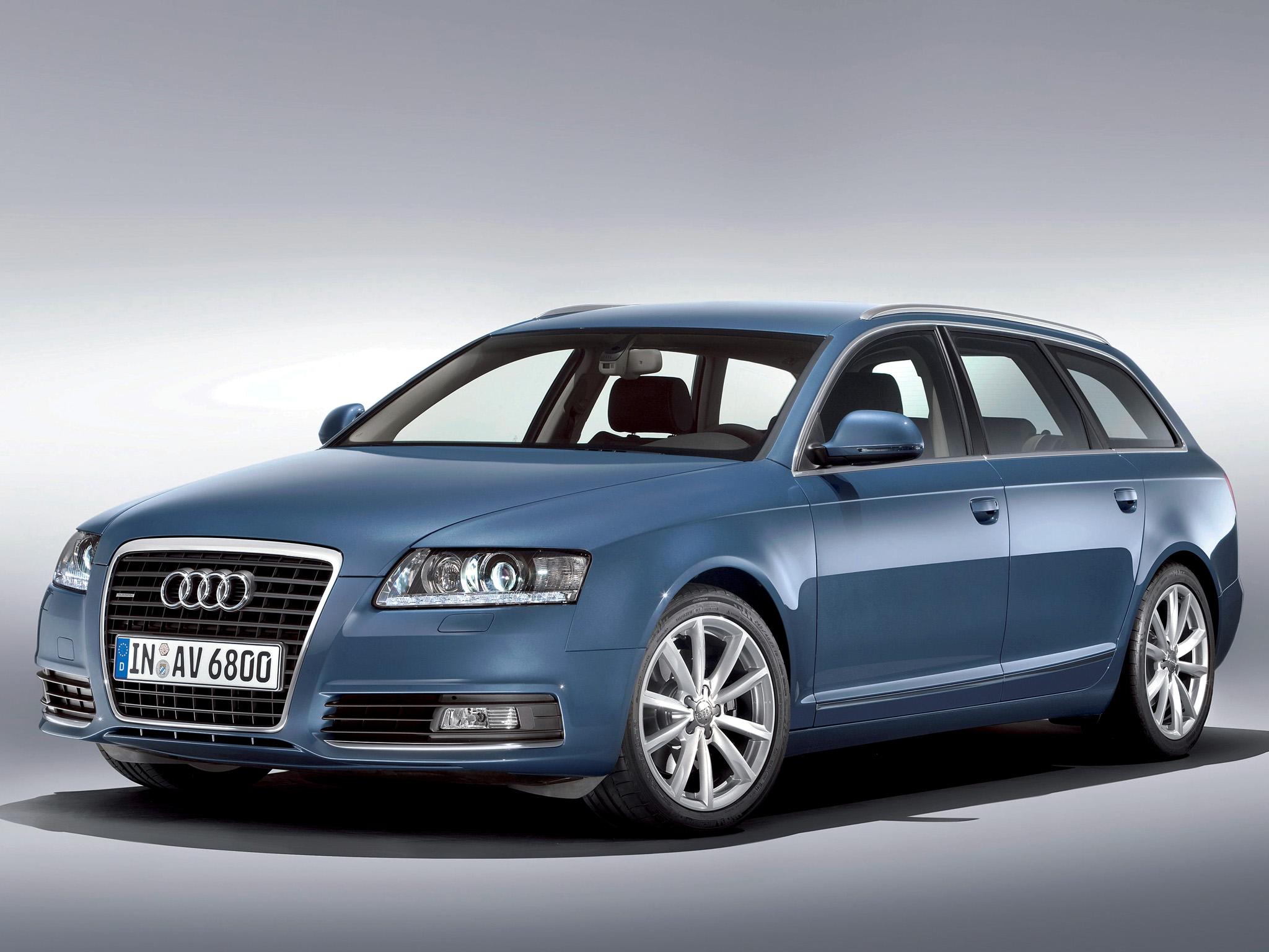 Audi A6 - Dossier - stationwagen - Autovisie.nl