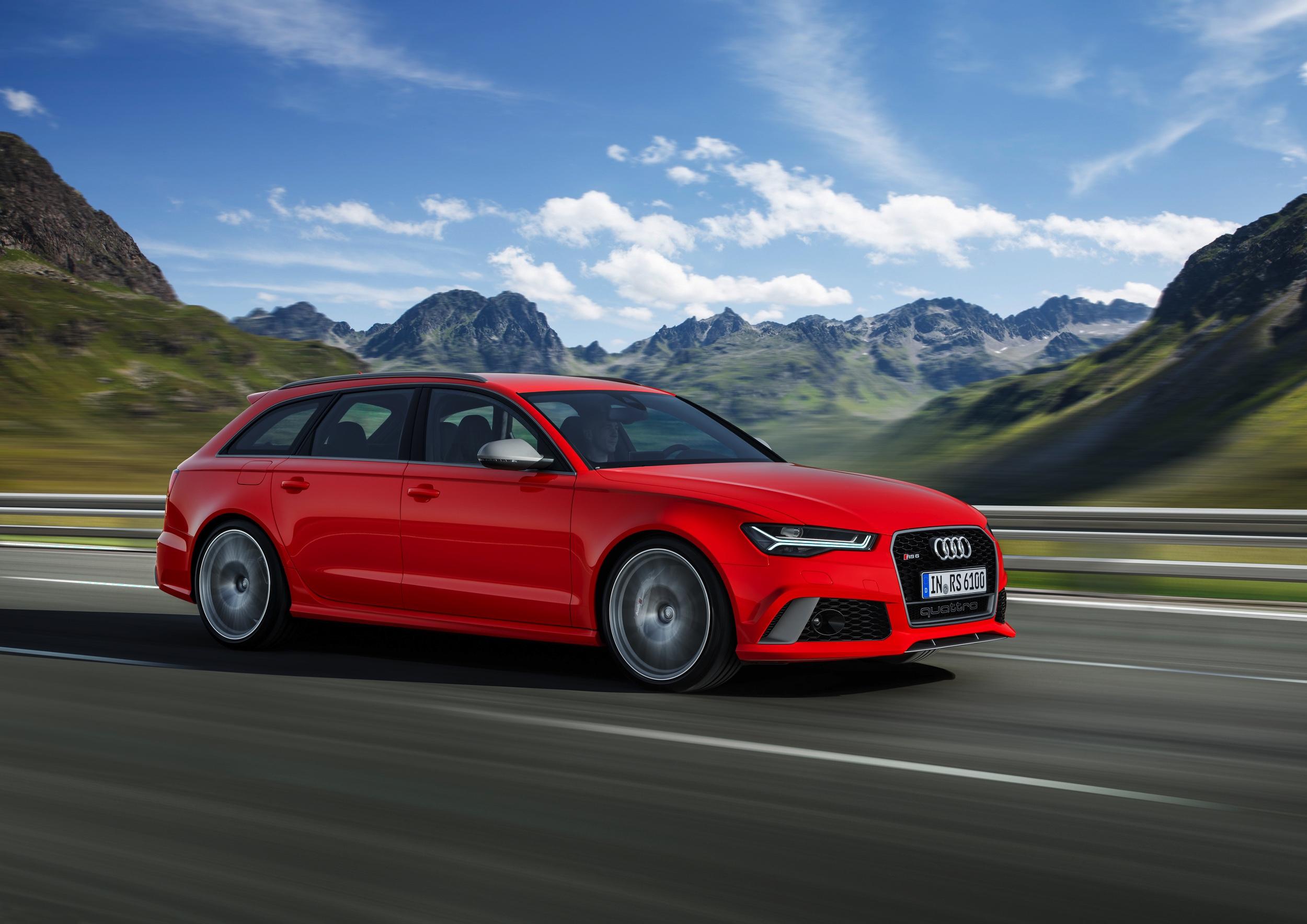 Audi RS6 - Audi RS -1- Autovisie.nl