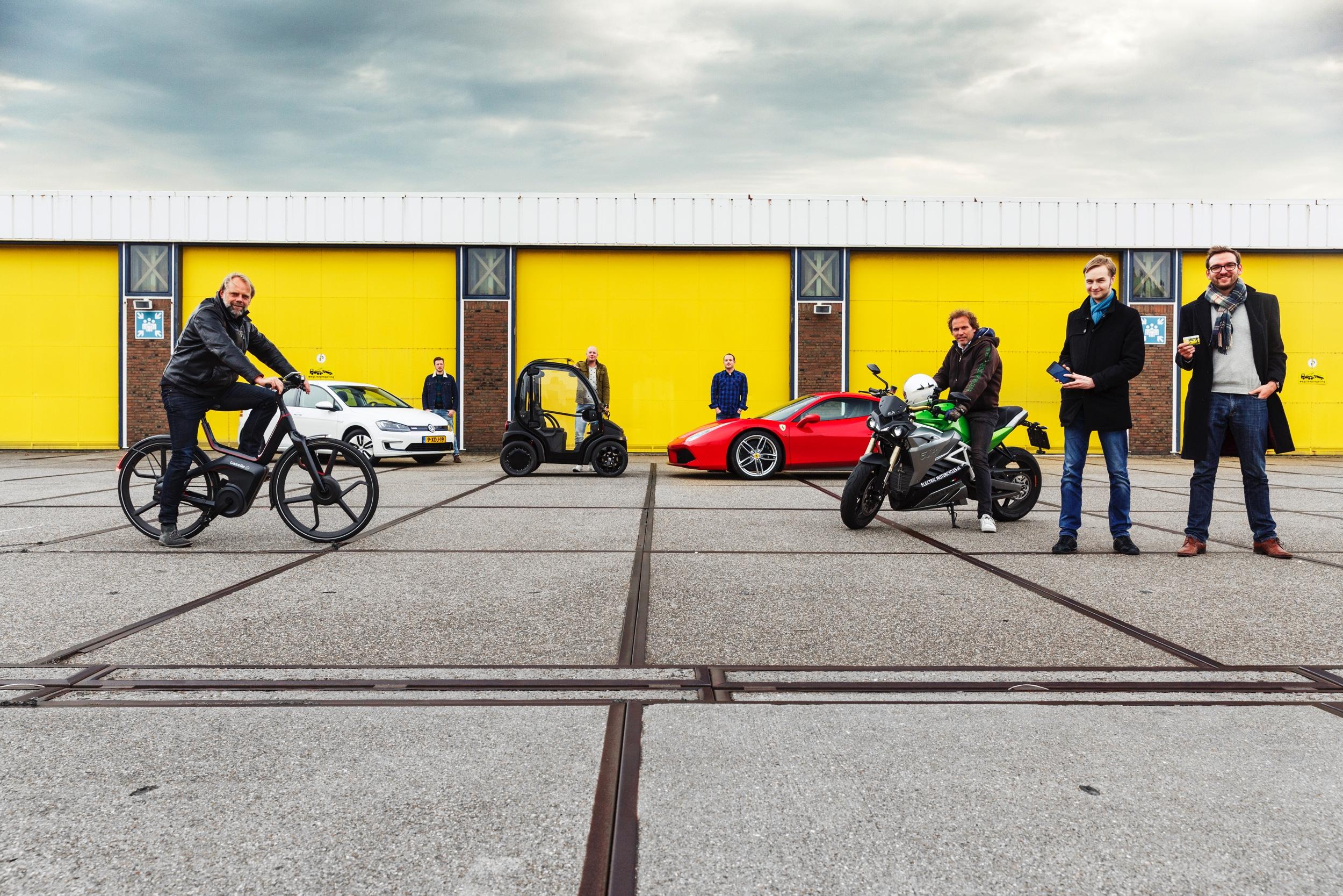 Autovisie Magazine 24 -3- Sneak Preview - Autovisie Mobility Challenge - Jerome Wassenaar