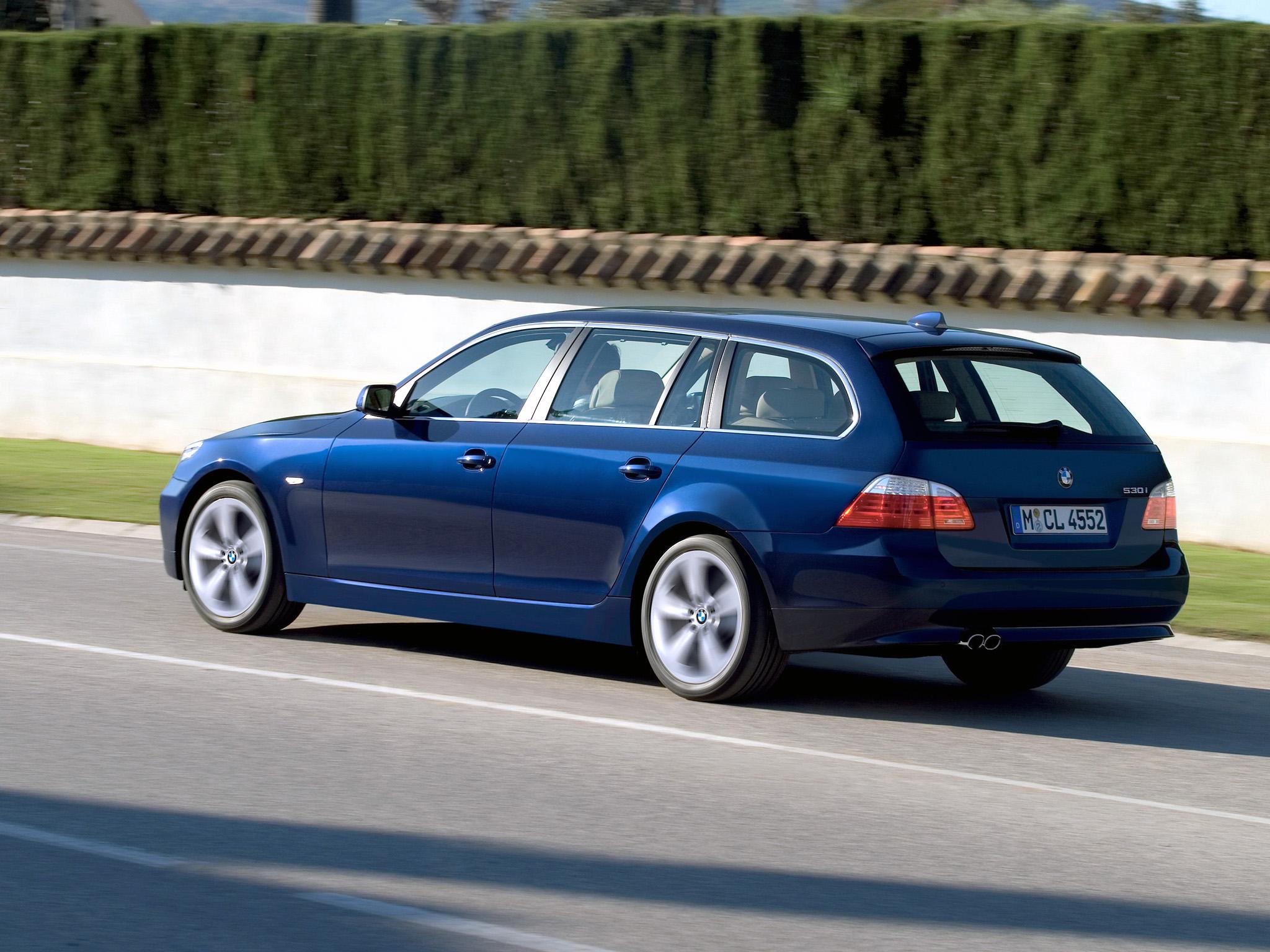 BMW 5 Serie - Dossier - stationwagen - Autovisie.nl
