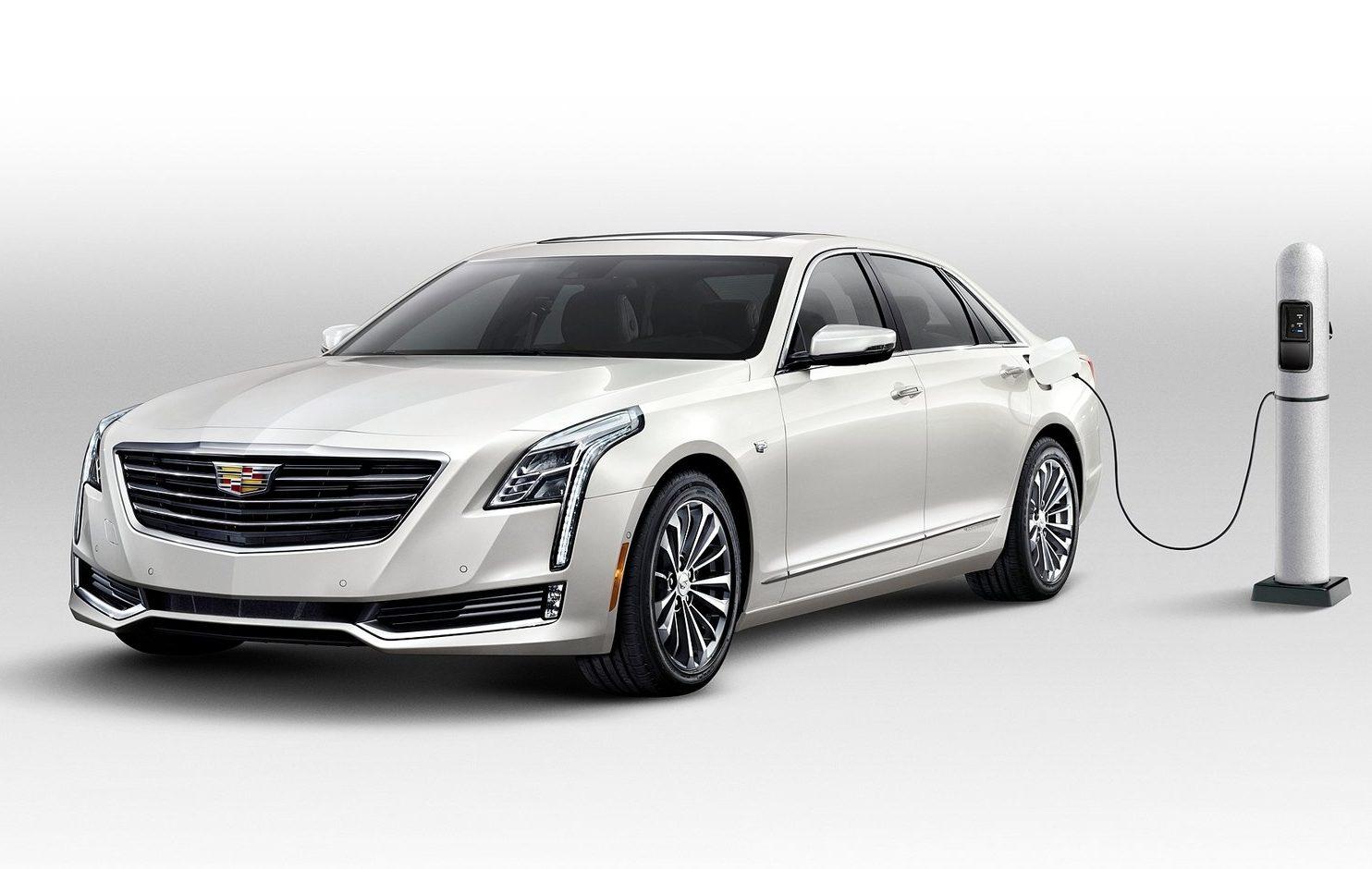 Cadillac CT6 Plug-In Hybrid - Autovisie.nl