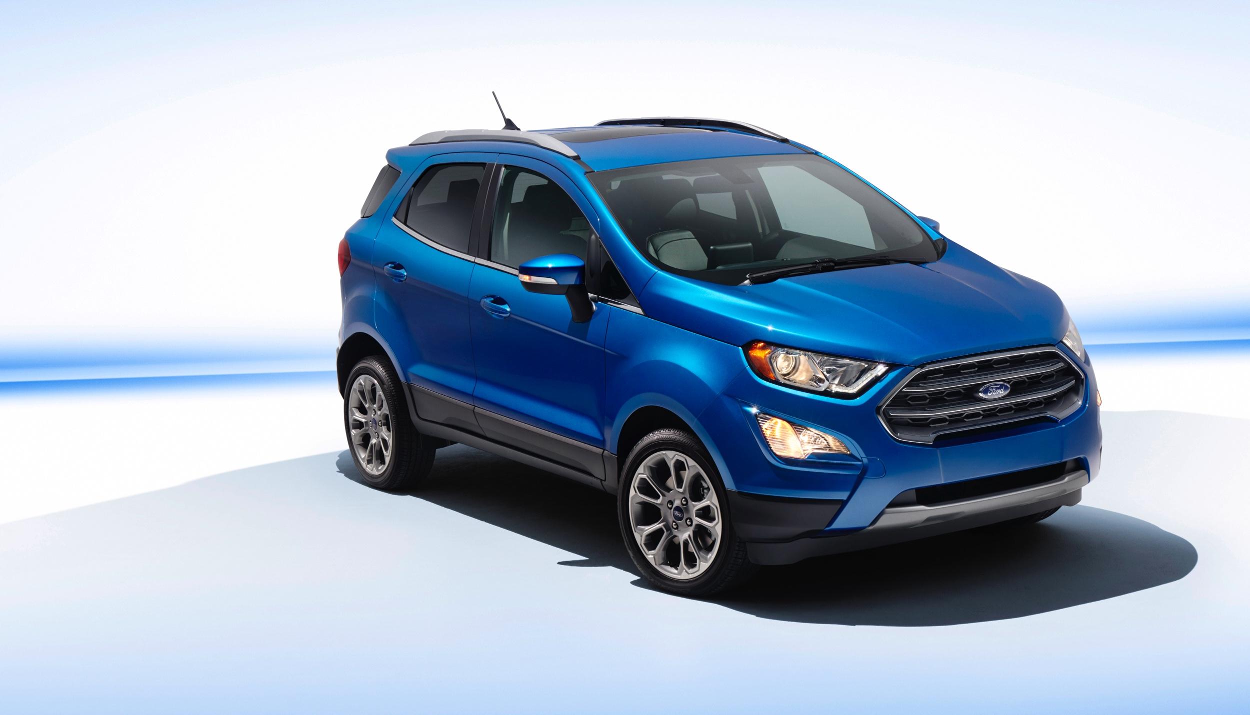 Ford EcoSport -3- Autovisie.nl