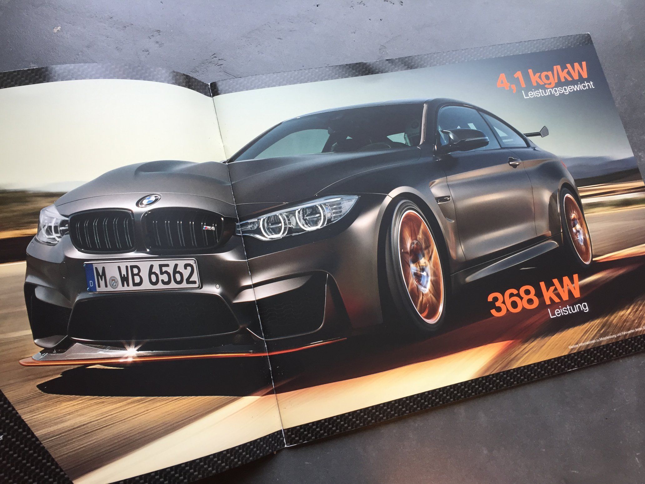 Autofolder BMW M4 GTS House of Petrolhead