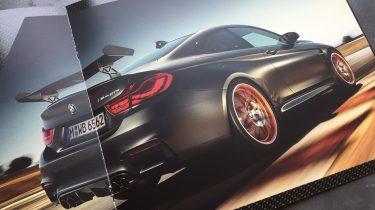 Autofolder BMW M4 GTS House of Petrolhead IMG_1297