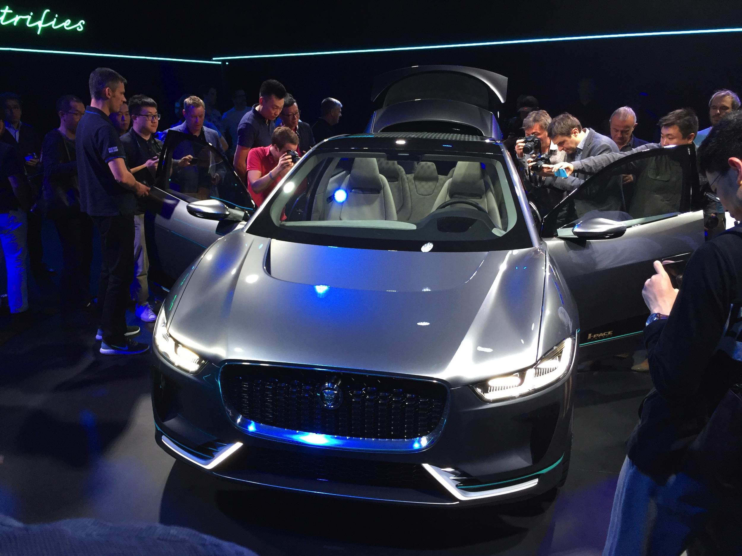 Jaguar i-Pace -3- Sjoerd van Bilsen - Autovise.nl