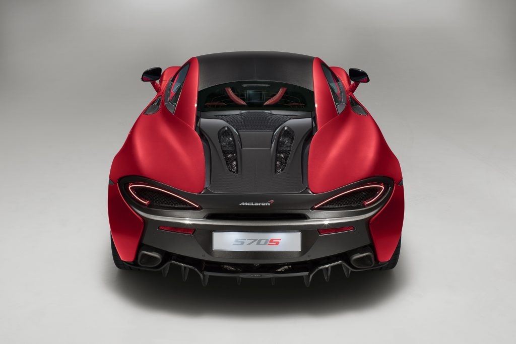 McLaren 570S Design Editions - Autovisie.nl