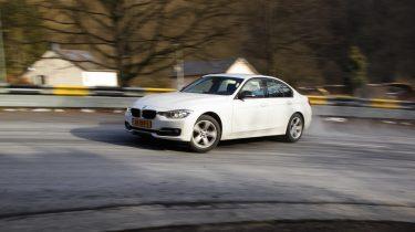 Throwback Thursday - Peter Hilhorst - BMW 328i