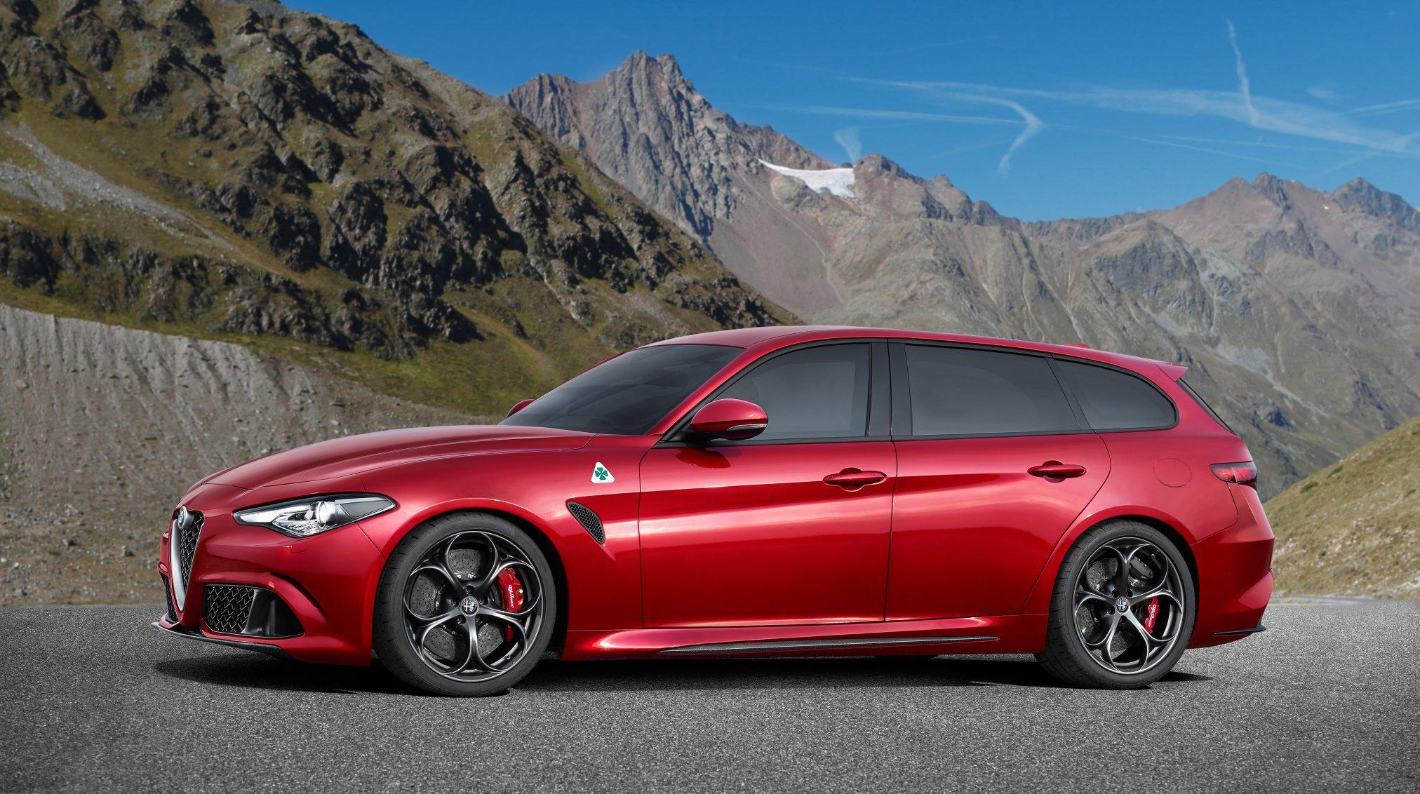 Alfa Giulia Sportwagon, Schulte Design