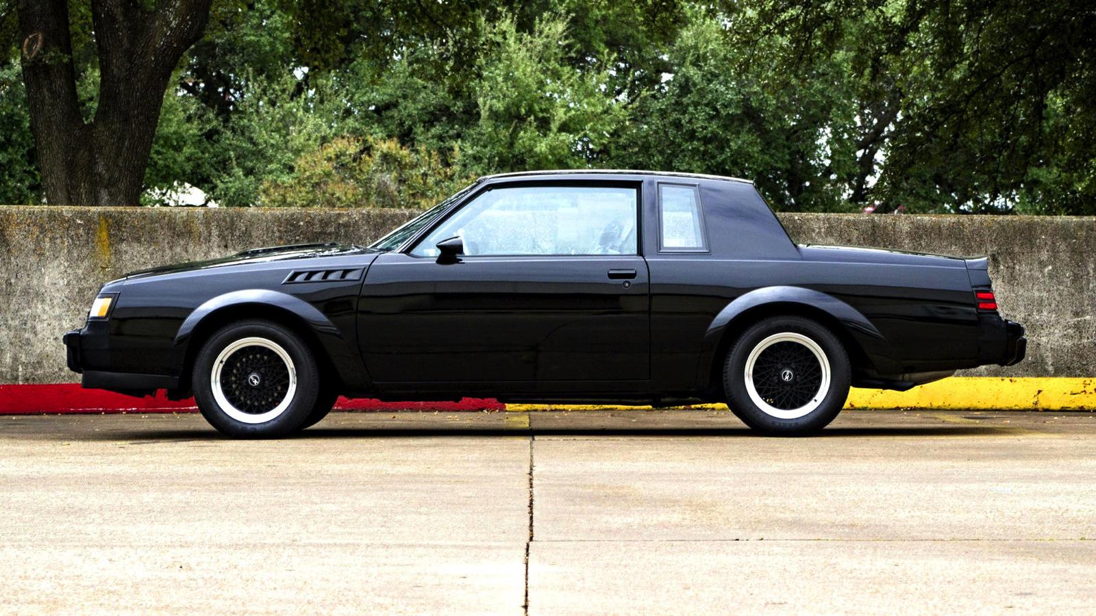 Buick Regal GNX - Autovisie.nl