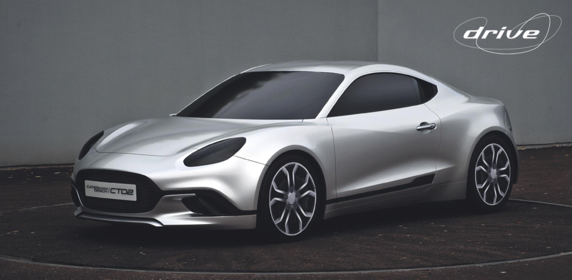 Caterham C120 Concept - Drive Design - Autovisie.nl