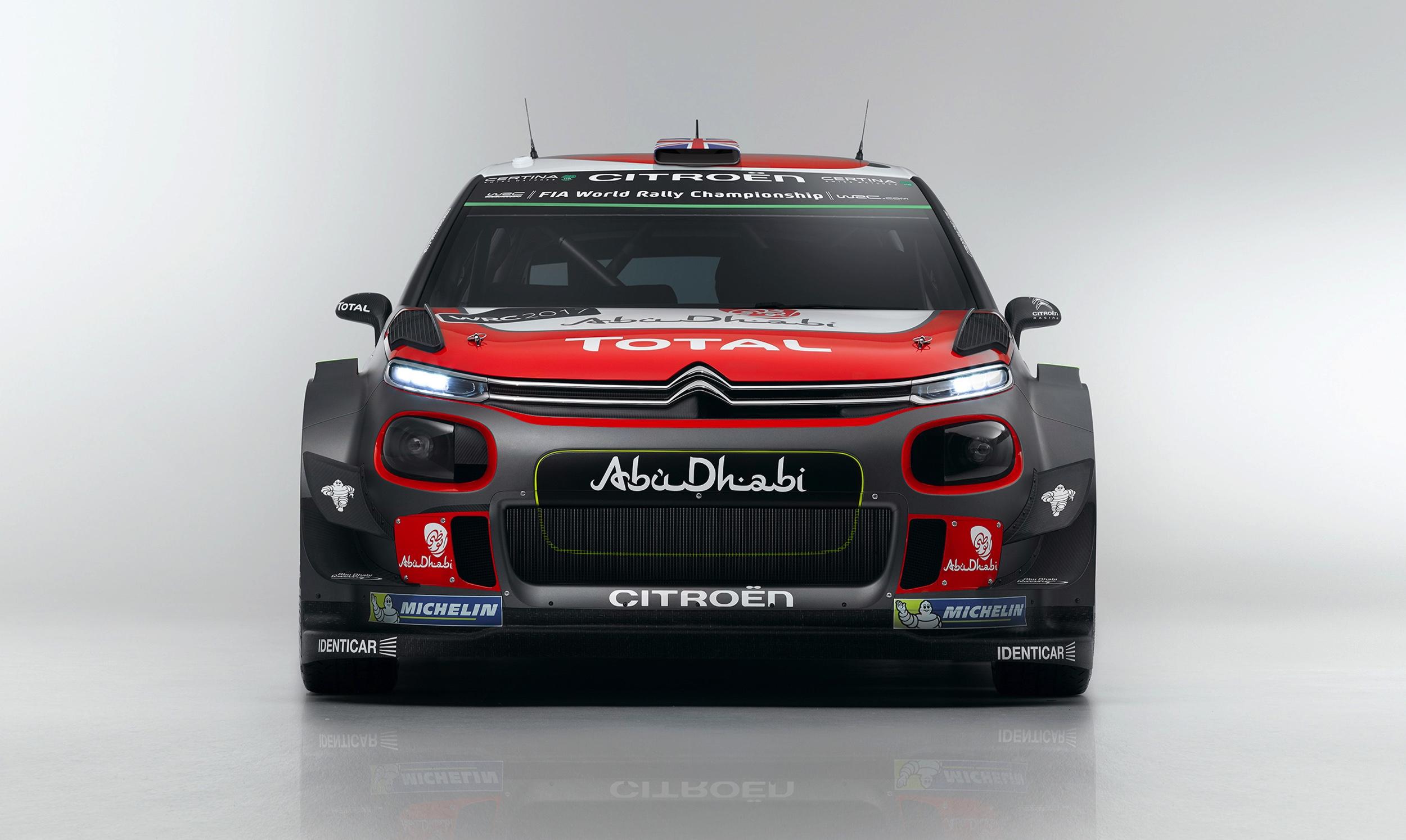 Citroën C3 WRC - Autovisie.nl