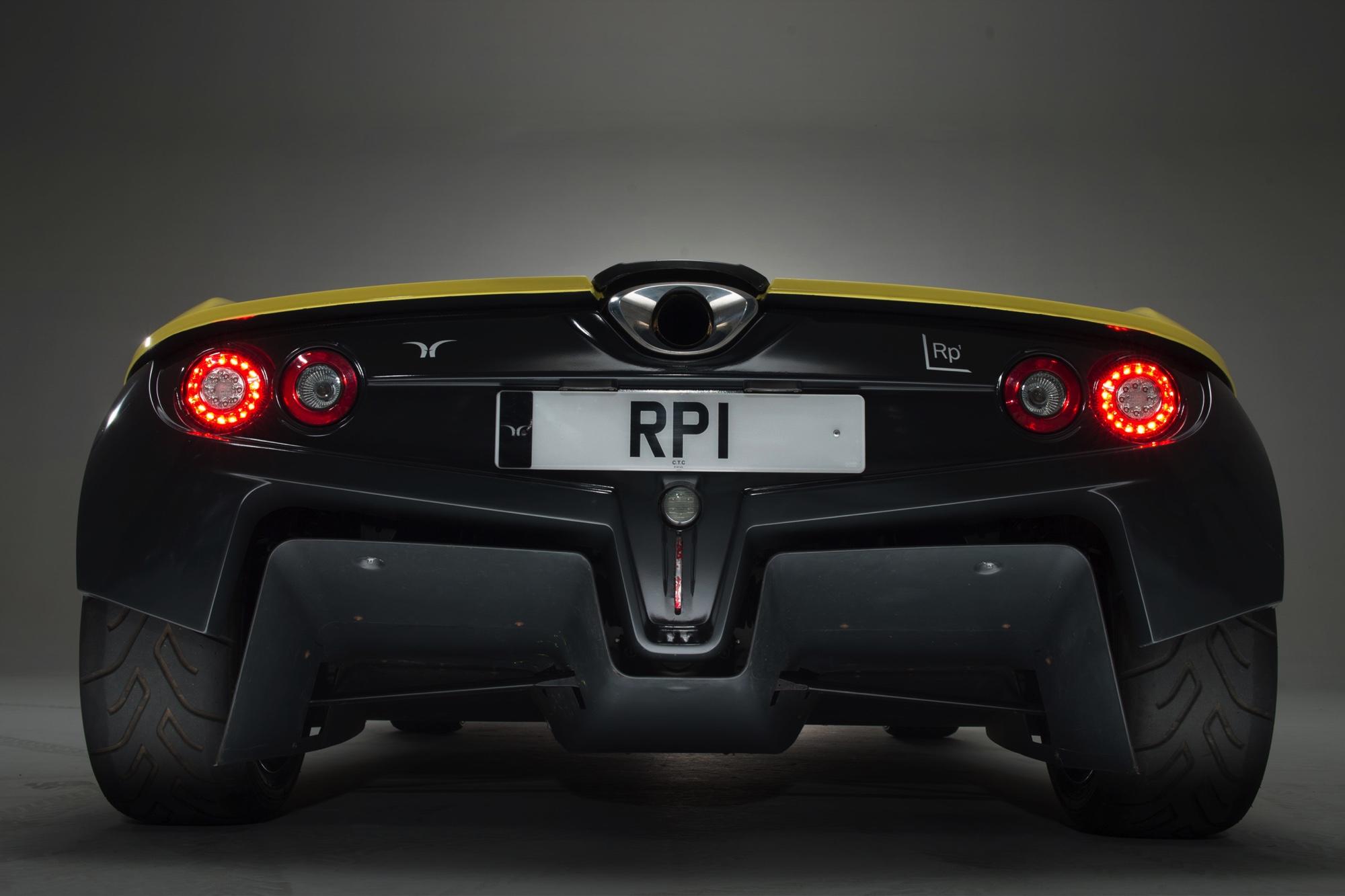 Elemental RP1 - Autovisie.nl