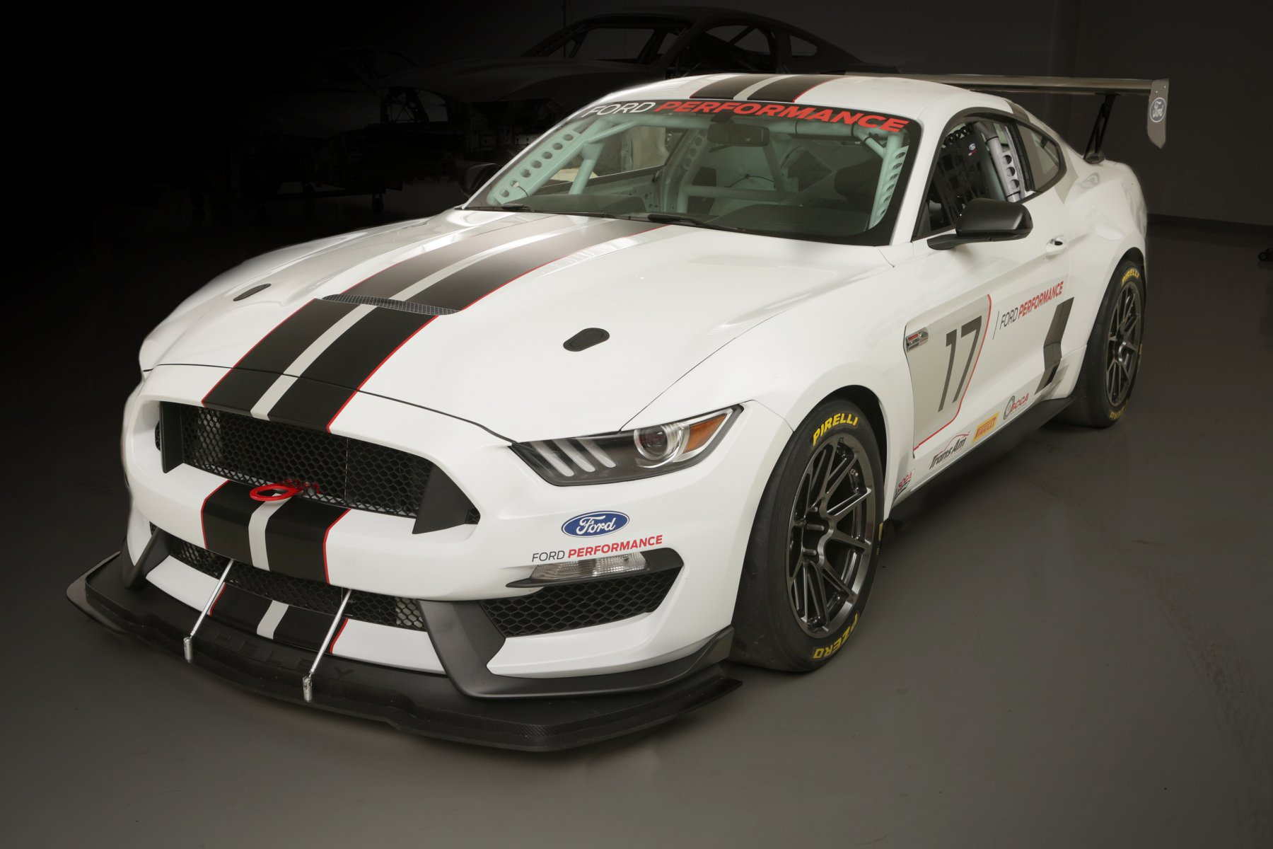 Shelby FP350S