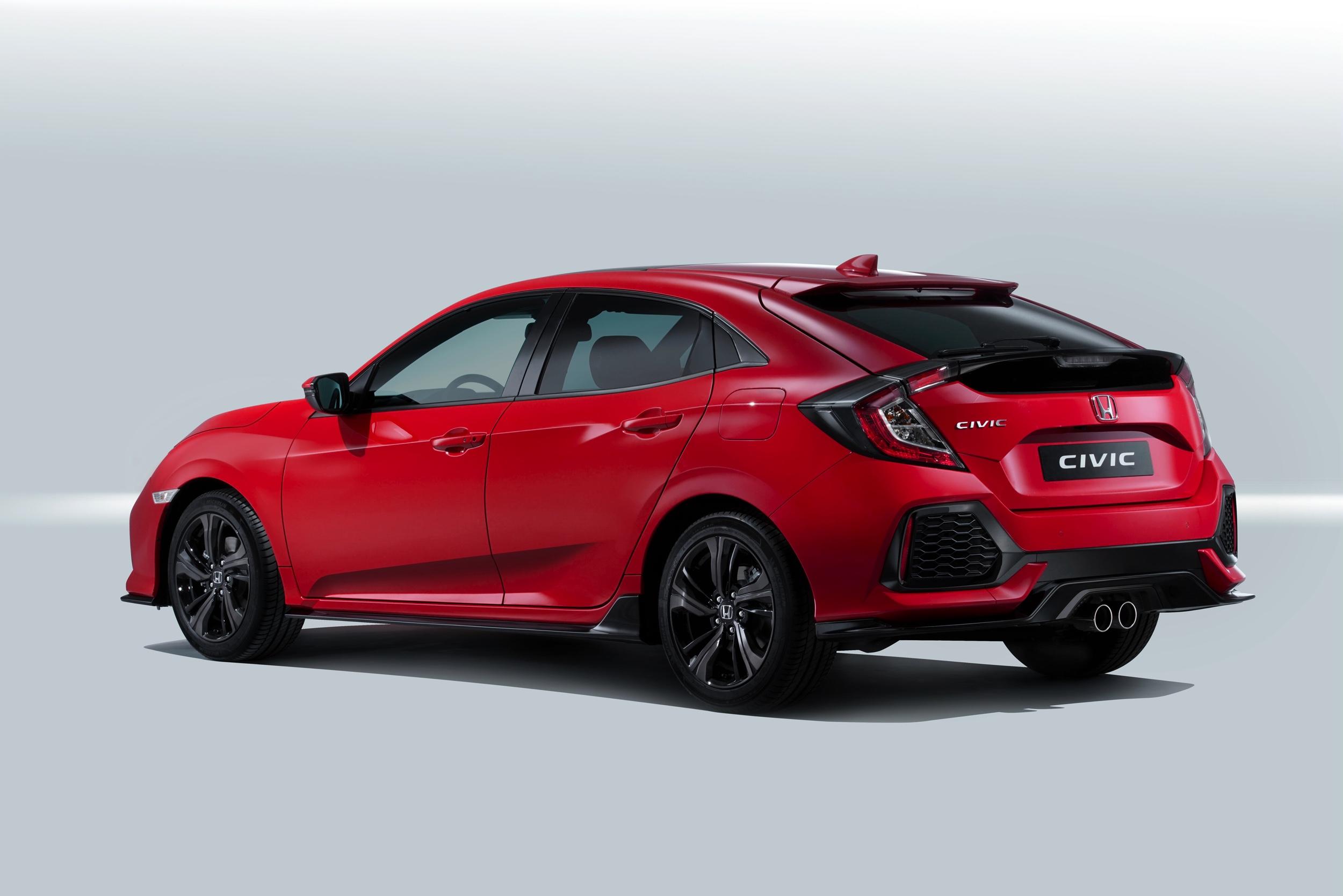Honda Civic - Autovisie.nl