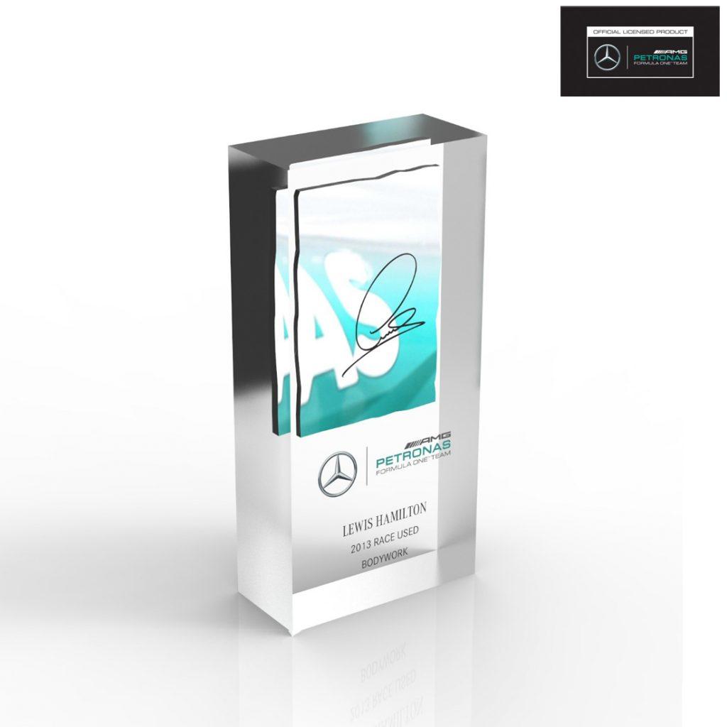 Mercedes F1-bodywork