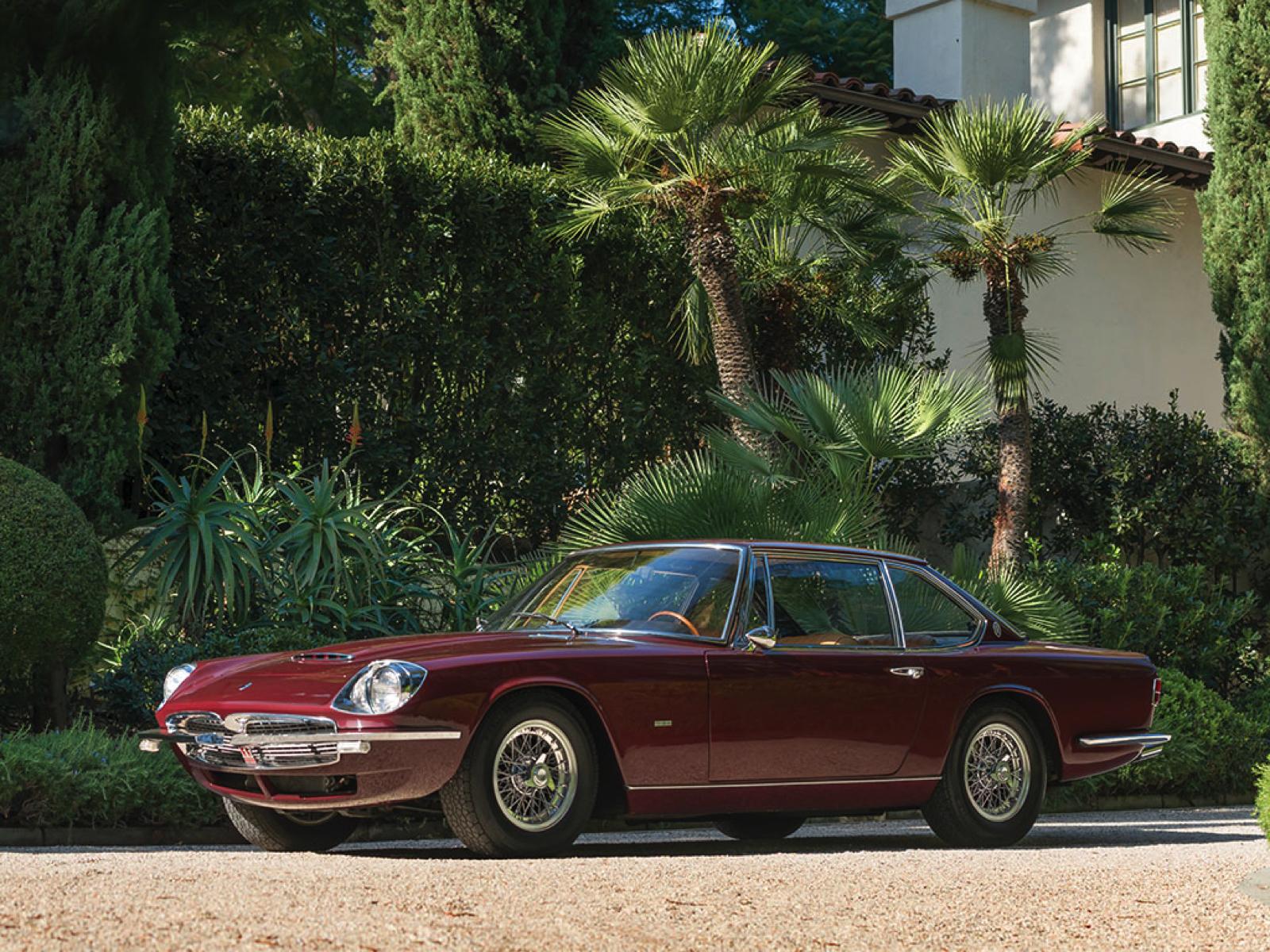 Maserati Mexico - RM Sothebys - Autovisie.nl