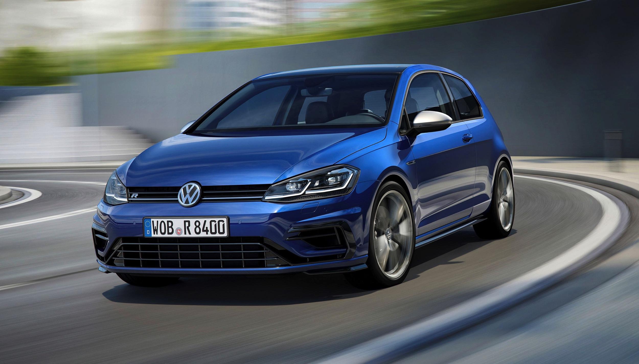 Volkswagen Golf R - Autovisie.nl