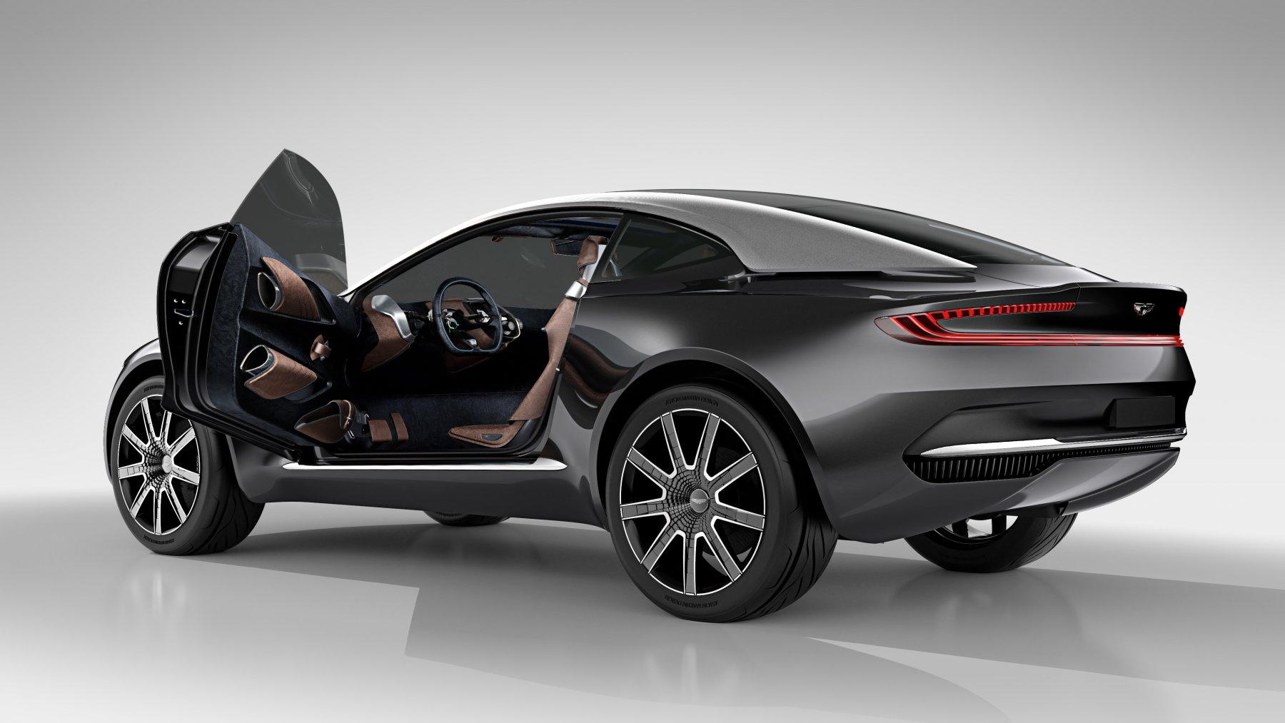 Aston Martin DBX Concept - Autovisie.nl