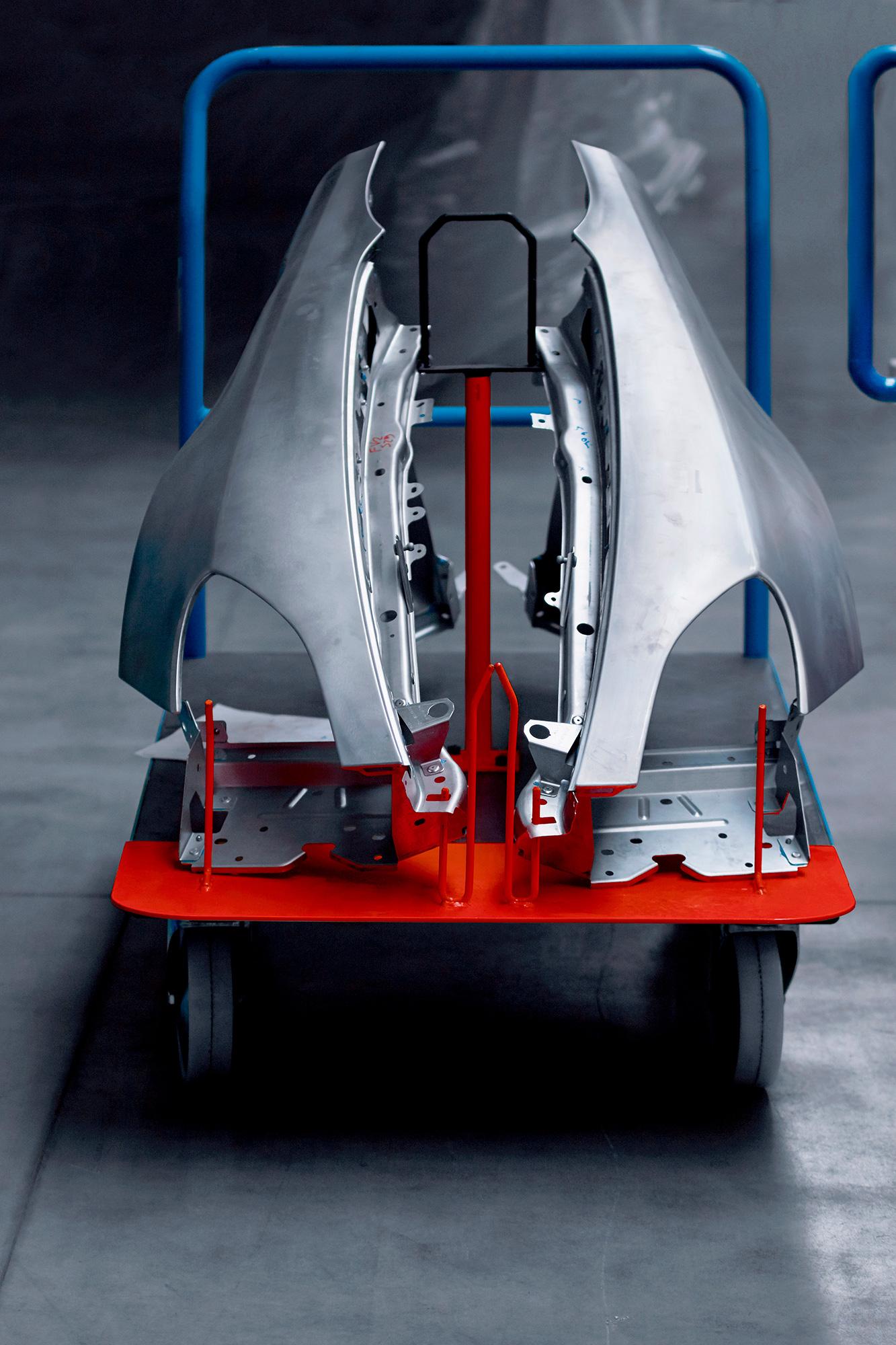 Alpine A120 aluminium Autovisie.n