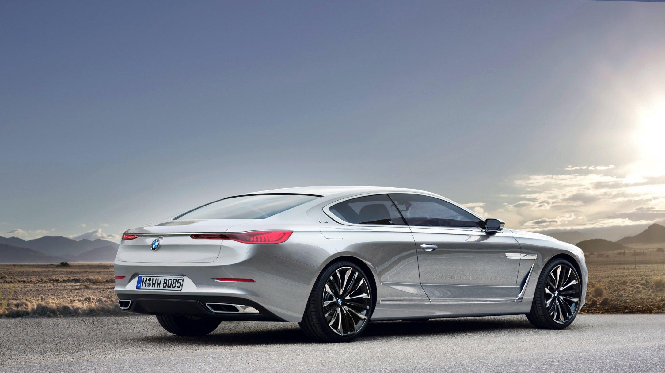 BMW 8 Serie Computerillustratie Schulte Design - Autovisie.nl