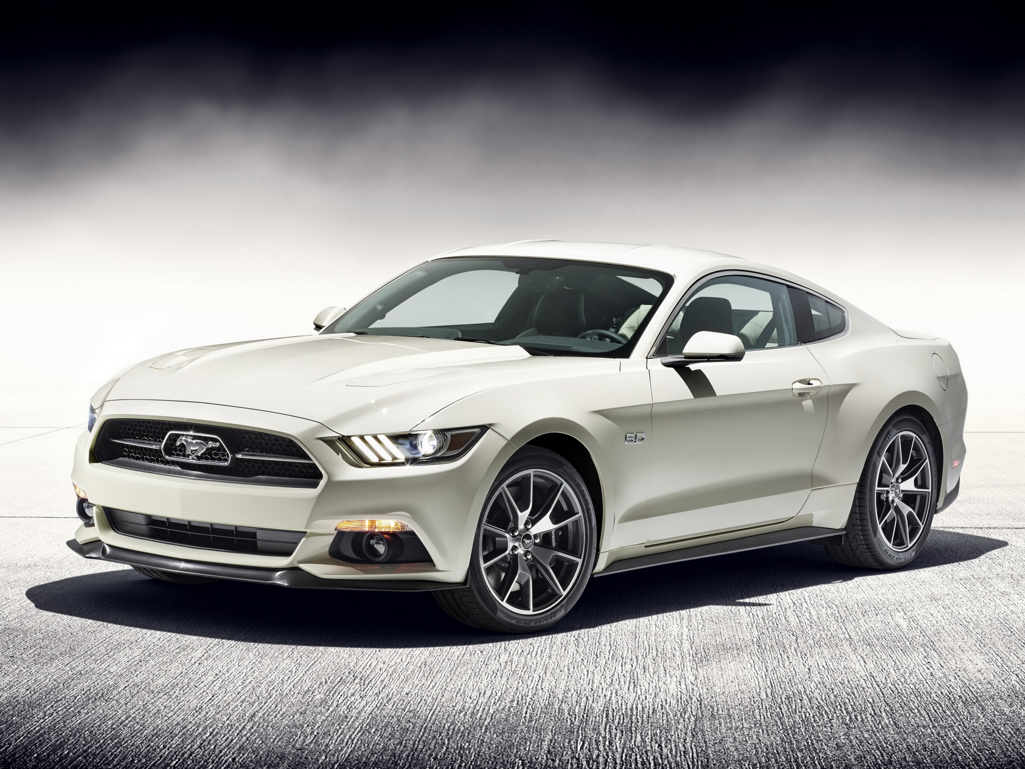 Ford Mustang - Autovisie.nl