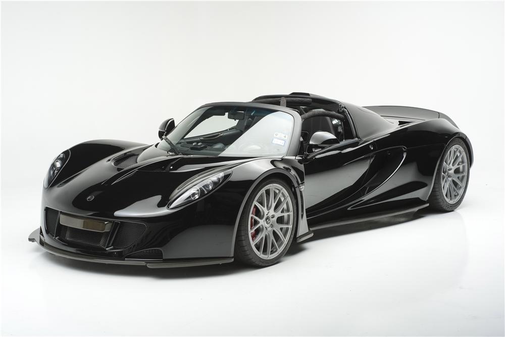 Hennessey Venom GT snelste auto