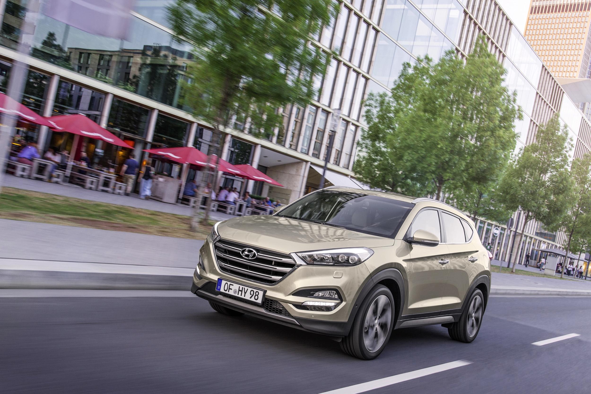 Hyundai Tucson - Autoverkopen 2016 - Autovisie.nl