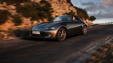Mazda MX-5 RF - Eerste Testnotities - Autovisie.nl
