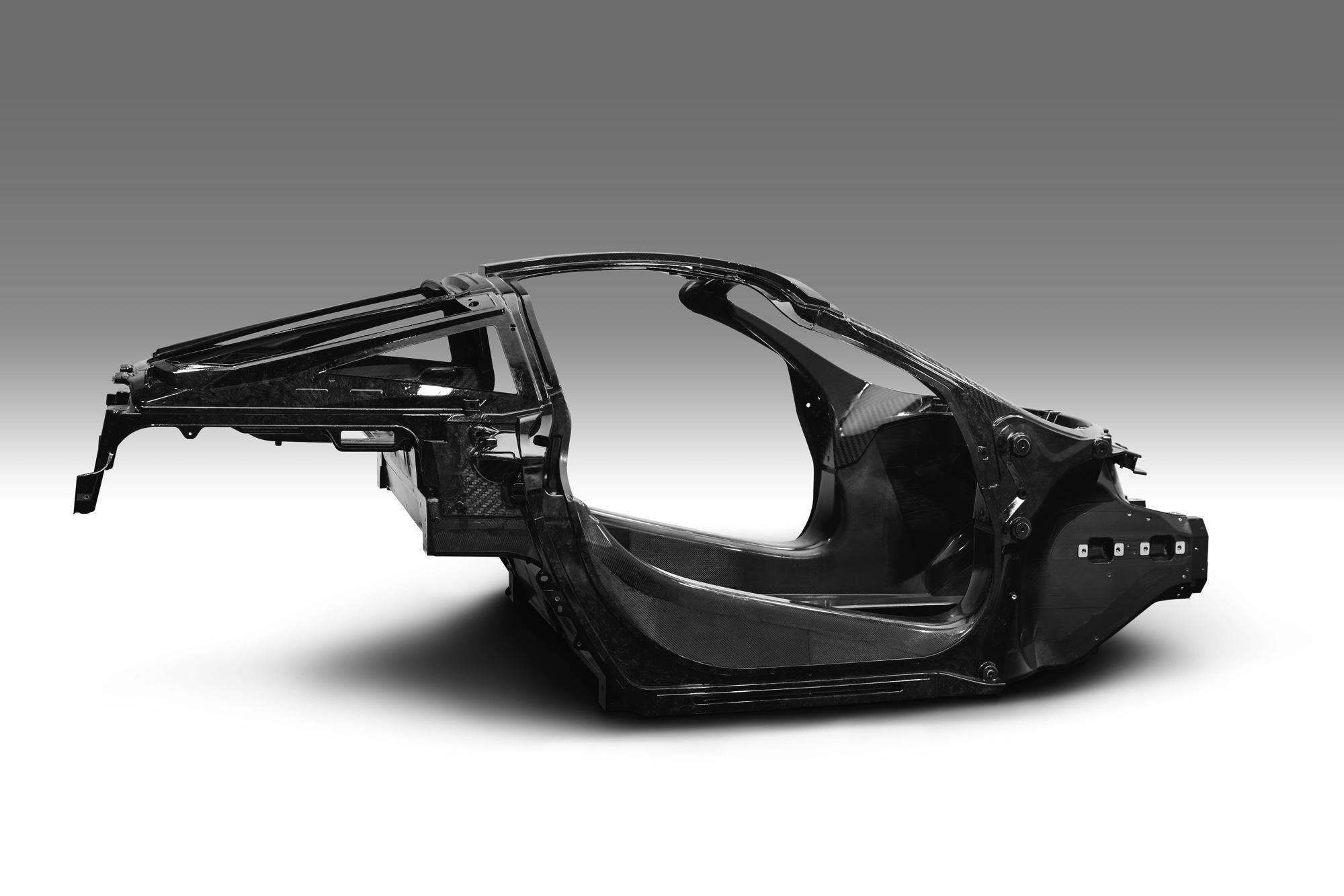 McLaren Super Series MonoCage II - Autovisie.nl