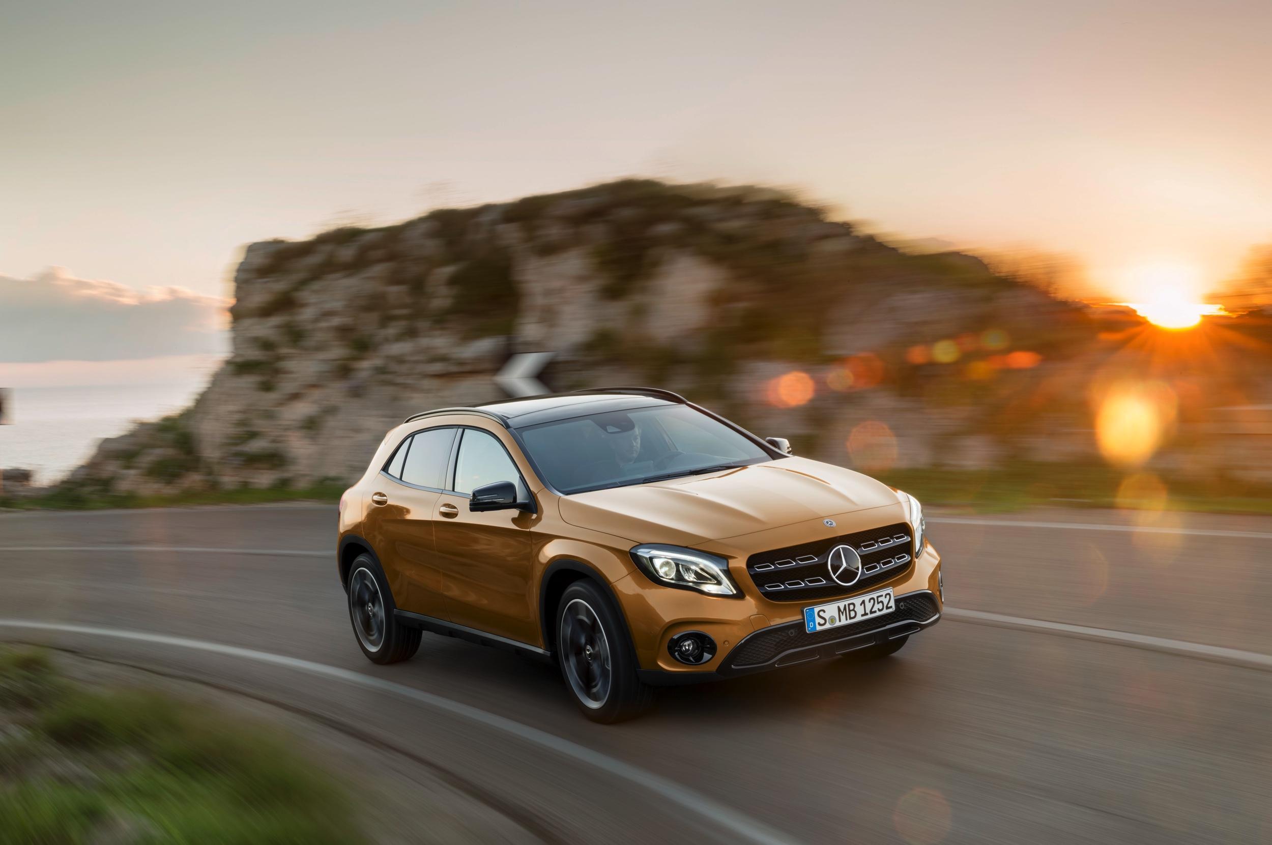 Mercedes-Benz GLA - Autovisie.nl