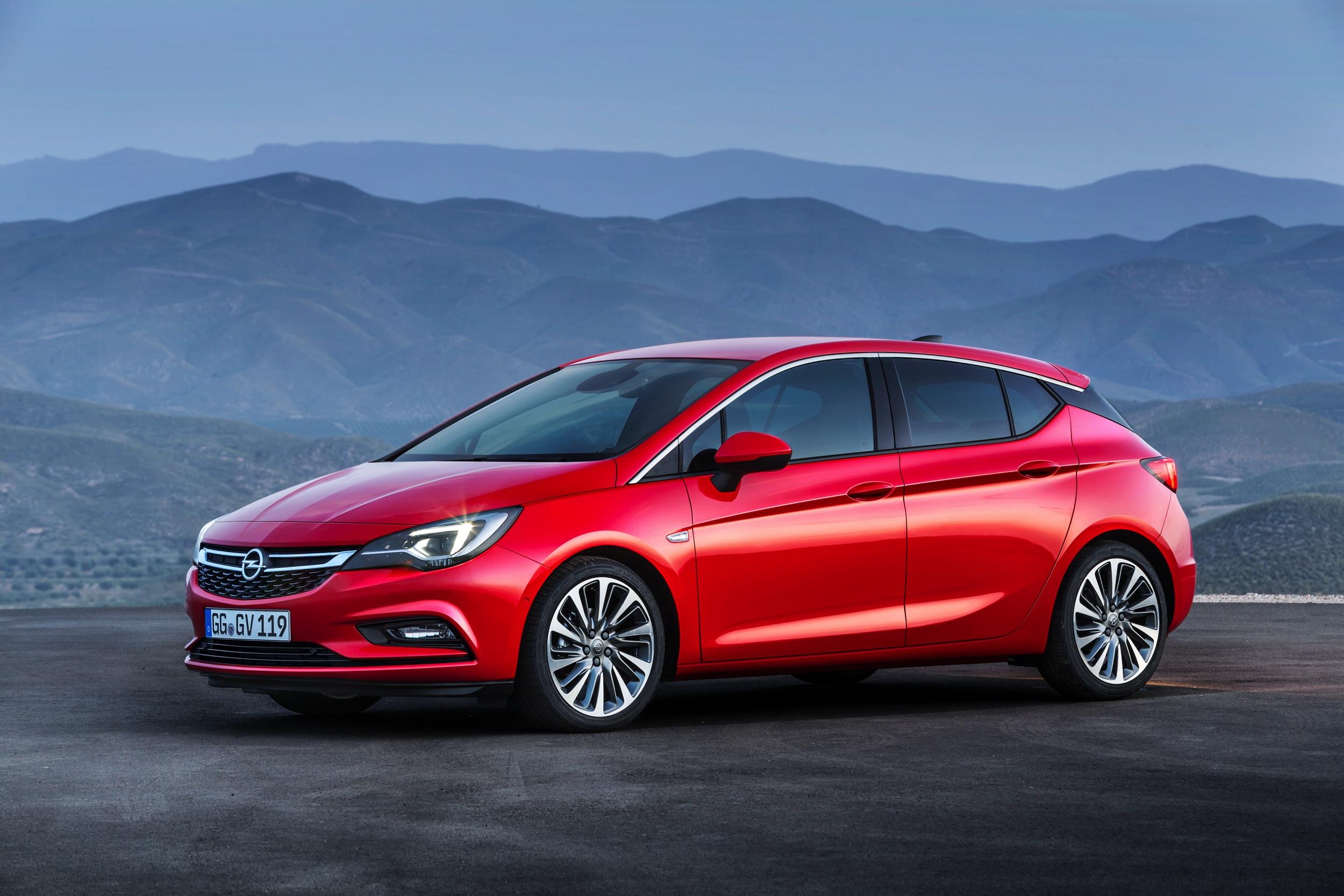 Opel Astra - autoverkopen 2016 - Autovisie.nl