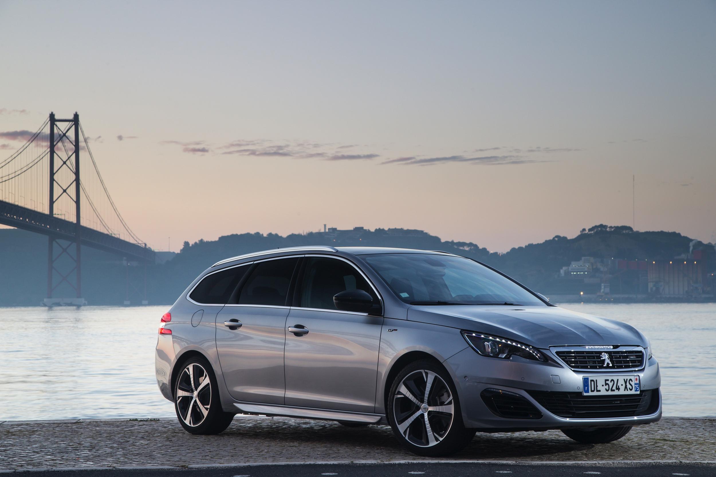 Peugeot 308 SW - Autoverkopen 2016 - Autovisie.nl