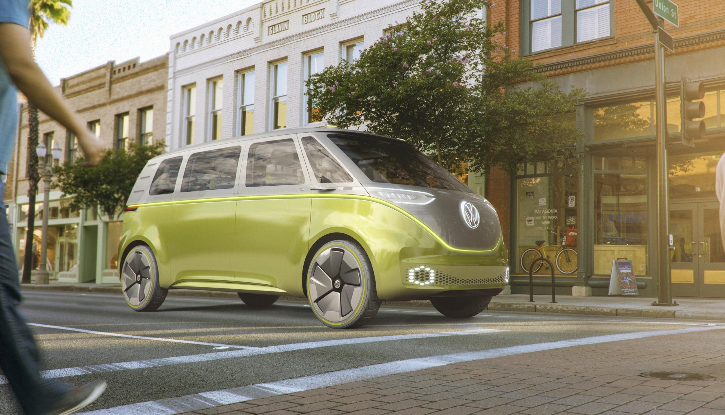 Volkswagen I.D. Buzz - Autovisie.nl